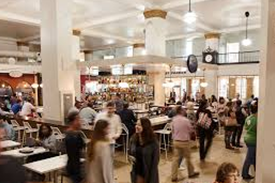 The Pizitz Food Hall, Birmingham, AL